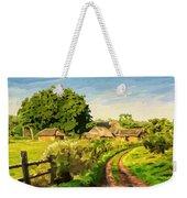 Rural Home Weekender Tote Bag