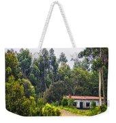 Rural House Weekender Tote Bag