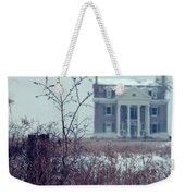 Rural Mansion Weekender Tote Bag