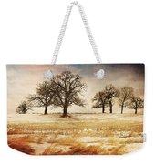 Rural Oaks Weekender Tote Bag