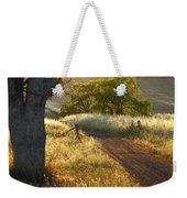 Rural Road 2am-009691 Weekender Tote Bag