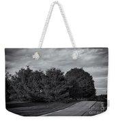 Rural Road 52 Weekender Tote Bag