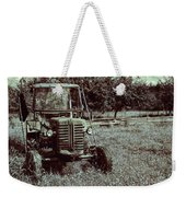 Rural Summer Weekender Tote Bag