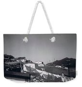 Rural Washday 1969 - Nostalgic Memories Weekender Tote Bag