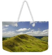 Rushup Edge From Mam Tor Weekender Tote Bag