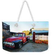 Russel Farms 1951 Ford F100 Weekender Tote Bag