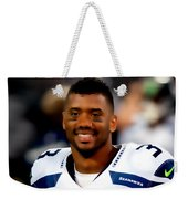 Russell Wilson Back To The Super Bowl Weekender Tote Bag