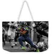 Russell Wilson Weekender Tote Bag