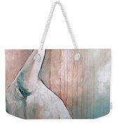 Russian Crane Weekender Tote Bag