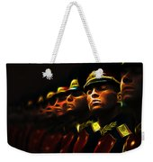 Russian Honor Guard - Featured In Men At Work Group Weekender Tote Bag
