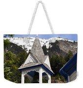 Russian Orthodox Church Bell Tower Weekender Tote Bag