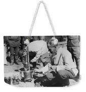 Russian Refugees Weekender Tote Bag