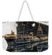 Russian Submarine Extreme Weekender Tote Bag