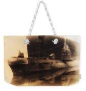 Russian Submarine Heirloom 02 Weekender Tote Bag