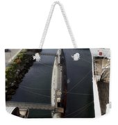 Russian Submarine Top View Weekender Tote Bag