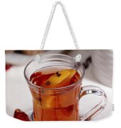 Russian Tea Weekender Tote Bag