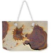 Rust #1 Weekender Tote Bag