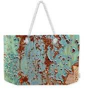 Rust And Paint Weekender Tote Bag
