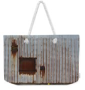 Rust And Window 2 Weekender Tote Bag