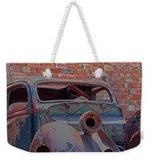 Rust In Goodland Weekender Tote Bag