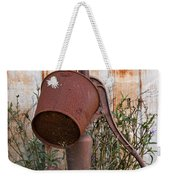 Rusted And Out Of Use Weekender Tote Bag