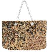 Rusted Metal Weekender Tote Bag