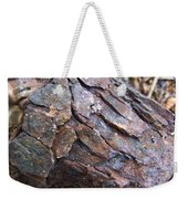 Rusted Rust Weekender Tote Bag