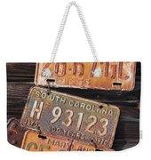 Rusted States Weekender Tote Bag