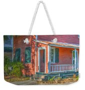 Rusted Tin Roof Weekender Tote Bag