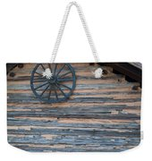 Rustic Ornamentation - Yates Mill Pond Weekender Tote Bag
