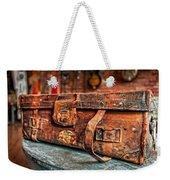 Rustic Trunk Weekender Tote Bag