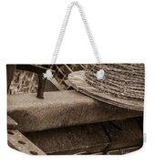 Rusty Barb Weekender Tote Bag