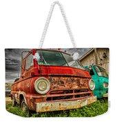 Rusty Dodge Weekender Tote Bag