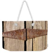 Rusty Hinge Weekender Tote Bag