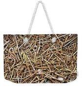 Rusty Nails Weekender Tote Bag