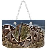 Rusty Old American Dreams - 2 Weekender Tote Bag