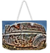 Rusty Old American Dreams - 4 Weekender Tote Bag