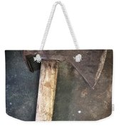 Rusty Old Axe Weekender Tote Bag