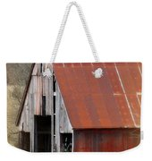 Rusty Ole Barn Weekender Tote Bag