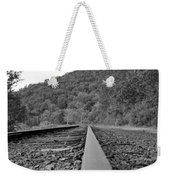 Rusty Rail Weekender Tote Bag