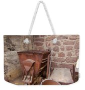 Rusty Ruins In Jerome Arizona Weekender Tote Bag
