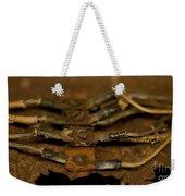 Rusty Wires Weekender Tote Bag