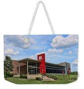 Rutgers Visitor Center Weekender Tote Bag