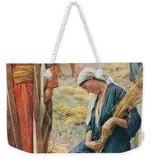 Ruth Weekender Tote Bag by Harold Copping