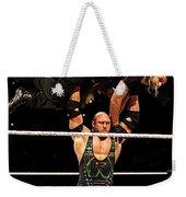 Ryback And Shield Weekender Tote Bag