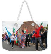 Rye Olympic Torch Relay Parade Weekender Tote Bag