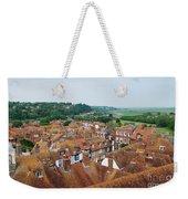 Rye Town Roofs Weekender Tote Bag