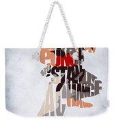 Ryu - Street Fighter Weekender Tote Bag by Inspirowl Design