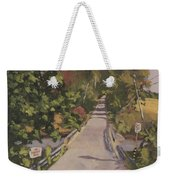 S. Dyer Neck Rd. - Art By Bill Tomsa Weekender Tote Bag