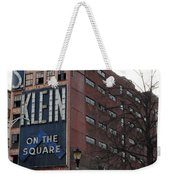 S Klien On The Square Weekender Tote Bag